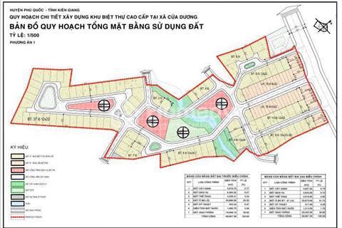 Đất nền Khu Dân cư Búng Gội-Mặt tiền đường Vingroup mở rộng, cạnh thị trấn Dương Đông.