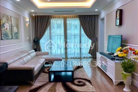 Cho thuê căn hộ chung cư cao cấp Mandarin Garden 124m2 sang trọng nhất dự án