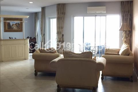 Cho thuê căn hộ cao cấp chung cư Golden Westlake, căn view Hồ Tây 190m2, 3 phòng ngủ
