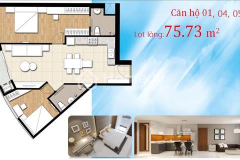 Cần bán căn hộ Tulip Tower 75m2 giá rẻ mặt tiền đường Hoàng Quốc Việt, Quận 7