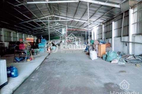 Bán nhà kho 2500m2, có bình điện riêng tại xã Lê Minh Xuân, huyện Bình Chánh, giá 16 tỷ
