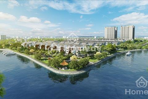 Bán biệt thự Đảo Kim Cương, Quận 2, mặt sông Sài Gòn, giá từ 9 tỷ