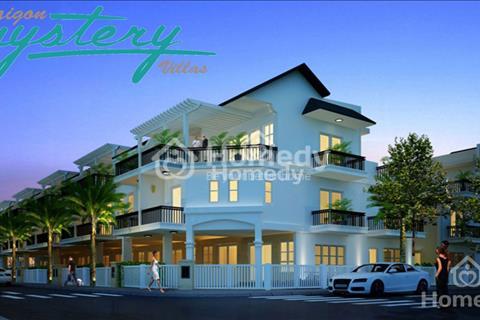 Bán nhà biệt thự, liền kề Saigon Mystery Villas, Quận 2, Hồ Chí Minh diện tích 100m2, giá 8.7 tỷ