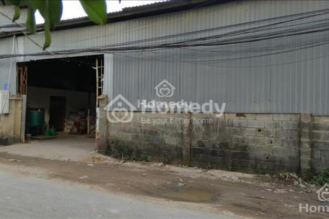 Bán nhà xưởng 1.200m2 đường xe container, giá 11,5 tỷ đường Nữ Dân Công, Vĩnh Lộc A, Bình Chánh