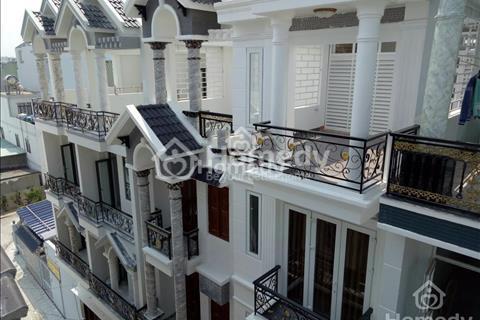 Nhà phố cao cấp 4x14m, giá 4,7 tỷ, 1 trệt 1 lửng 3 lầu, Phường 15, Quận Tân Bình
