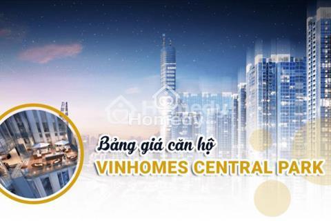 Phân tích và bảng giá chi tiết tốt nhất các toà Vinhomes, phục vụ cả Tết Nguyên Đán cho khách hàng