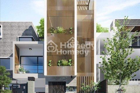 Cần bán căn góc 2 mặt tiền 124 Cộng Hòa, Phường 4, Quận Tân Bình, diện tích 5.1x20m, giá 20 tỷ