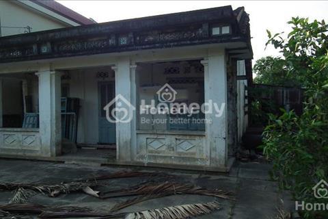 Cho thuê 1364m2 đất vườn có thổ cư mặt tiền đường Xóm Dầu, Bùi Thanh Khiết