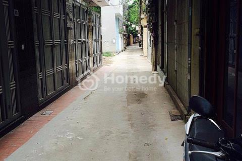 Bán căn nhà đầu hồi, ngõ, phố Định Công Hạ, 50m2, mặt tiền 8m, 3,1 tỷ