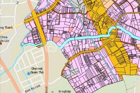 Cần bán gấp lô đất mặt tiền đường Đinh Bộ Lĩnh, cách sân bay Long Thành 4km