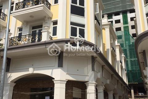 Cho thuê nguyên căn mặt tiền Tạ Quang Bửu, Quận 8, căn góc 7x16,5m xây 1 trệt 1 lửng 3 lầu mới 100%