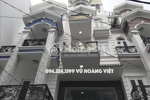 Bán biệt thự mini 2017 diện tích 4x20m giá 4,5 tỷ Phan Huy Ích
