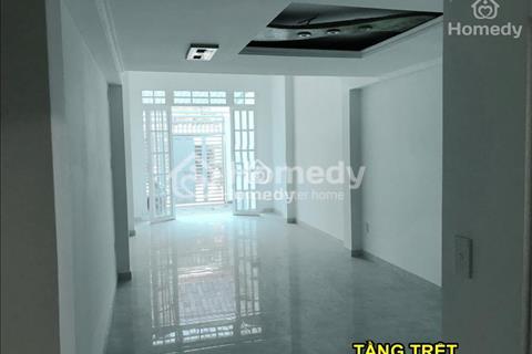 Mặt bằng cho thuê, sân + trệt + lửng + 1 toilet, diện tích ~ 70m2