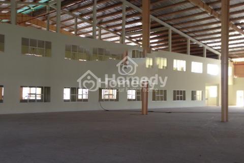 Cho thuê 3 xưởng huyện Củ Chi, diện tích 8500m2 - 14.000m2 - 24.000m2