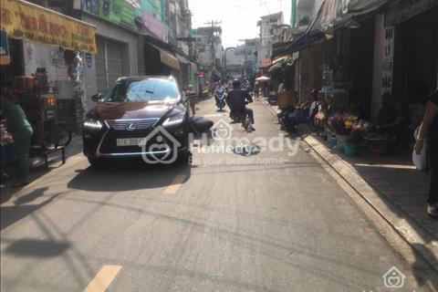 Bán gấp nhà 2 mặt tiền trước và sau đường Nguyễn Bặc, 3 lầu, Phường 3 Tân Bình sát chợ Phạm Văn Hai