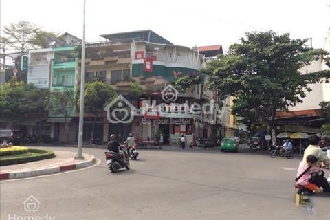 Bán cao ốc góc 2 mặt tiền Trường Sơn, Tân Bình, diện tích 12x33m, hầm + 8 lầu