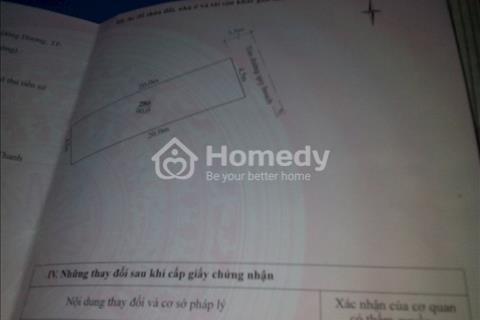 Cần bán lô đất nền Bình Minh 90m2 có sổ hồng riêng