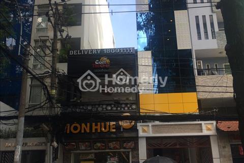 Nhà mặt tiền Lê Lai khách sạn New World, Quận 1, 4x18m, 6 lầu, cho thuê 150 triệu/tháng, giá 40 tỷ