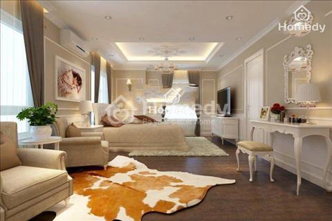 Cho thuê căn hộ Vinhomes Central Park 110m2, 3 phòng ngủ, nội thất Châu Âu, 26 triệu/tháng