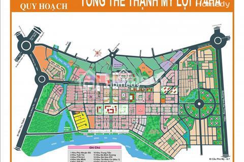 Bán lô đất 131m2 dự án Phú Nhuận 2, đường thông, giá 67.5 triệu/m2