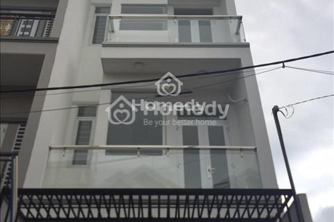 Cần bán nhà mới hoàn thiện mặt tiền Đào Tông Nguyên, Nhà Bè, 4x25m, 1 trệt 2 lầu sân thượng, 5,5 tỷ