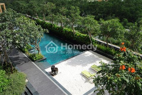 Cho thuê căn hộ cao cấp với nội thất thiết kế riêng ấn tượng, trang thiết bị cao cấp