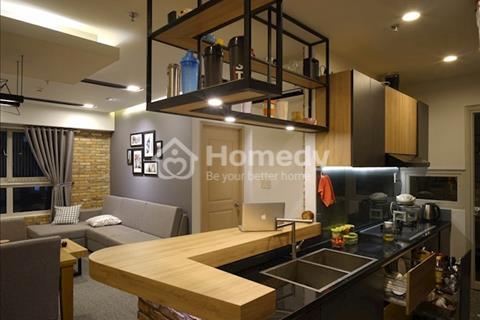 Cho thuê căn hộ với nội thất thiết kế riêng ấn tượng, trang thiết bị cao cấp