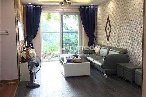 Cho thuê căn hộ 136m2 sạch đẹp thoáng ở phố Cương kiên - Trung Văn