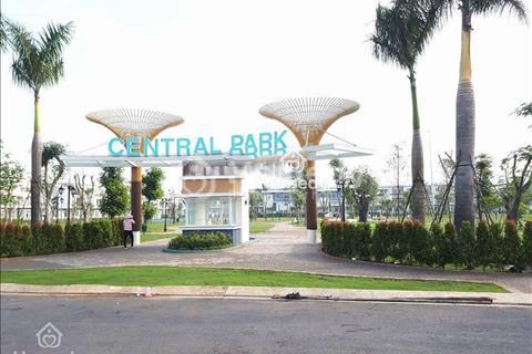 Nhà phố Lovera Park, Bình Chánh, căn view công viên giá 2.85 tỷ, còn vài căn giá rẻ 2.65 tỷ
