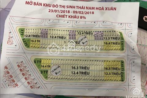Công công ty Sun Land mở bán mới 2 block B2.50 và B2.51, Nam Hòa Xuân