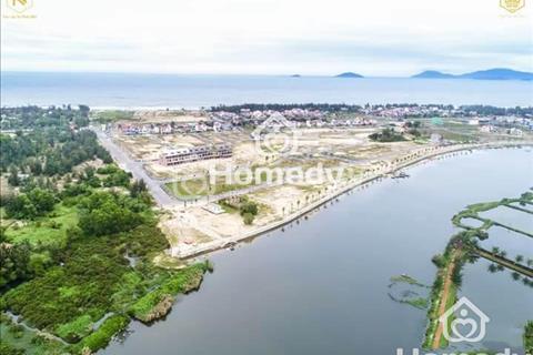 Khai lộc đầu xuân - bán gấp 3 lô liền kề biển Ngũ Hành Sơn, Đà Nẵng, giá gốc, 595 triệu/lô bao sổ