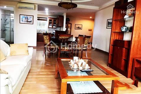 Cho thuê chung cư Ciputra giá tốt chỉ 15 triệu/tháng, 119m2, 3 phòng ngủ, đủ đồ