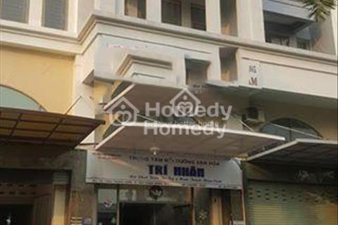 Cho thuê nhà mặt tiền đường Trần Trọng Cung, Phú Thuận, 5x25m, trệt lửng 2 lầu, giá 38 triệu/tháng