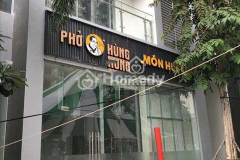 Cho thuê Shophouse Vinhomes Central Park quận Bình Thạnh