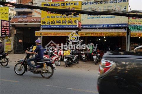 Mặt tiền Tô Ký, phường Tân Chánh Hiệp, Quận 12 cần bán gấp diện tích 4×30m, cấp 4, giá 8 tỷ