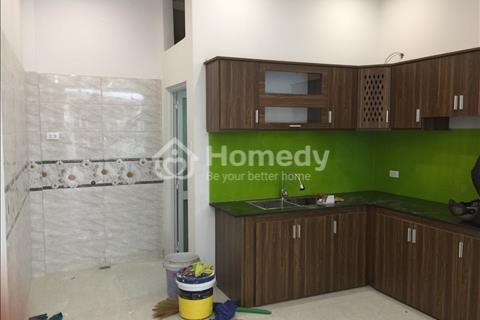 Bán nhà xây mới, kiệt Nguyễn Hoàng thông Hoàng Diệu, Lê Đình Lý