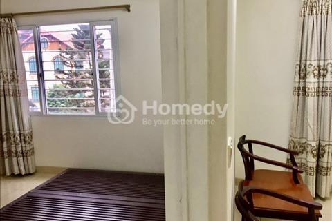 Căn hộ mini 1 phòng ngủ, 1 phòng khách 43m2 điều hòa nóng lạnh, sáng sạch thoáng tại 34 Âu Cơ