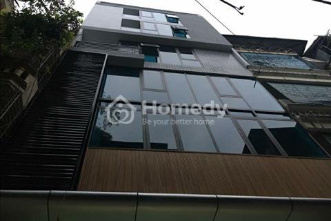 Bán tòa nhà văn phòng, 8 tầng mặt Phố Thái Hà