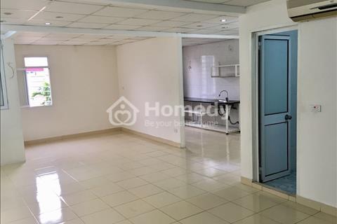 Cho thuê gấp căn hộ mini 2 phòng ngủ, 100m2 cực lớn, mới, sạch, thoáng tại ngõ 34 Âu Cơ