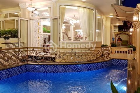 Bán gấp biệt thự quận 7 đẳng cấp phong cách Châu Âu, khu biệt thự Tấn Trường, phường Phú Thuận