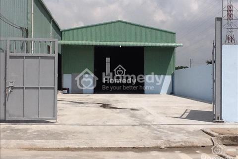 Bán xưởng đường thông 15 tấn 8x25m, Thạnh Lộc 41