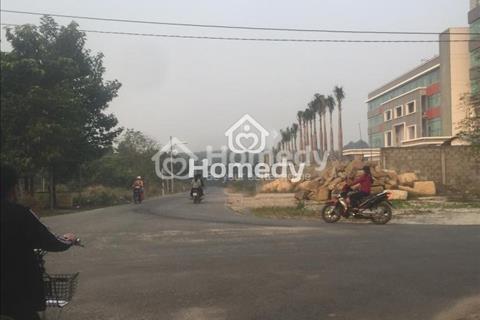 Lô góc 2 mặt tiền sát vách bệnh viện Mẫu Nhi sắp hoạt động Phường Định Hòa, Thủ Dầu Một, Bình Dương