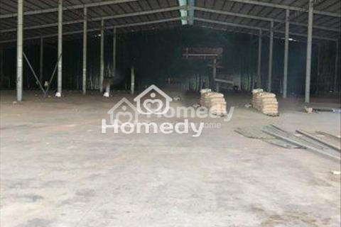 Cho thuê xưởng tại Thuận An, Bình Dương gần ngã tư Bình Chuẩn, diện tích 3000m2 liên hệ