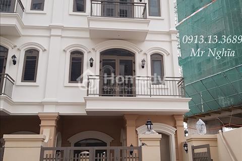 Nhà phố đường Phổ Quang, quận Phú Nhuận. DT 5.5x16m, 1 trệt 3 lầu khu kinh doanh sầm uất. 50 triệu