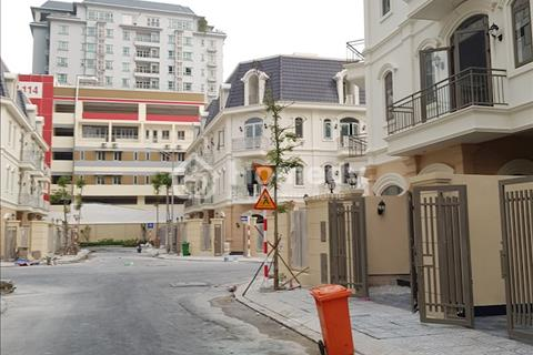 Bán nhà quận Phú Nhuận, cạnh bên cao ốc Phú Nhuận. DT 84m2 1 trệt 3 lầu mới xây.  giá 14 .5 tỷ