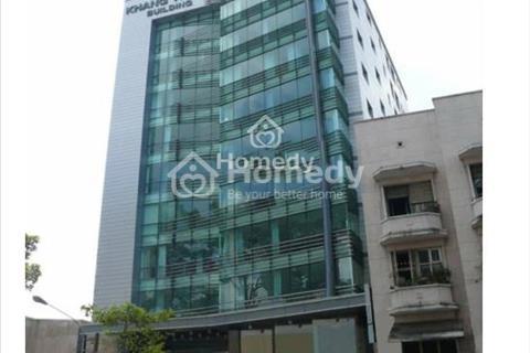 Cho thuê văn phòng, tòa nhà Happyland, đường Nguyễn Thị Minh Khai, Quận 1, diện tích 279m2