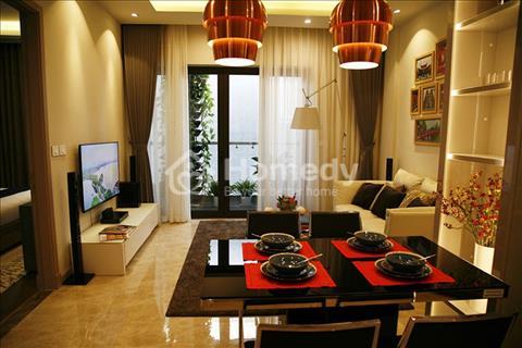 Căn hộ 1 phòng ngủ tại Sun Grand City view hồ cực đẹp, bàn giao full nội thất chỉ với 3,592 tỷ