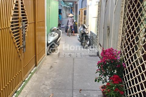 Bán nhà hẻm 85 đường Trần Xuân Soạn, Tân Thuận Tây, Quận 7
