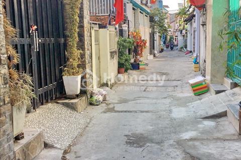 Bán nhà mặt tiền hẻm 98, đường số 17, Phường Bình Thuận, Quận 7