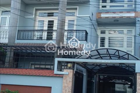 Nhà mới 7x13m, 1 tầng, 2 lầu, 5 phòng ngủ, Hà Huy Giáp, Quận 12, giá 9 triệu/tháng